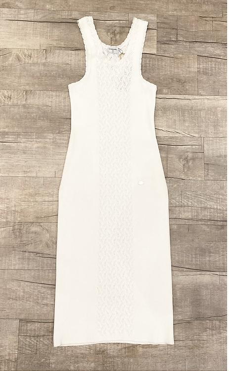 Chanel Knit Tank Dress