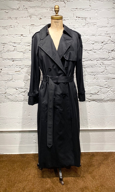 Burberry Removable Liner Trench Coat