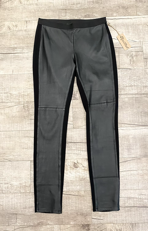Eileen Fisher Leather Leggings