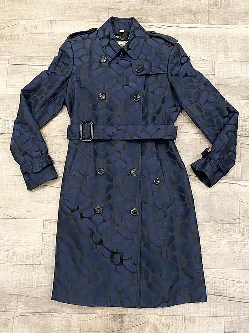 Burberry Textured Trench Coat