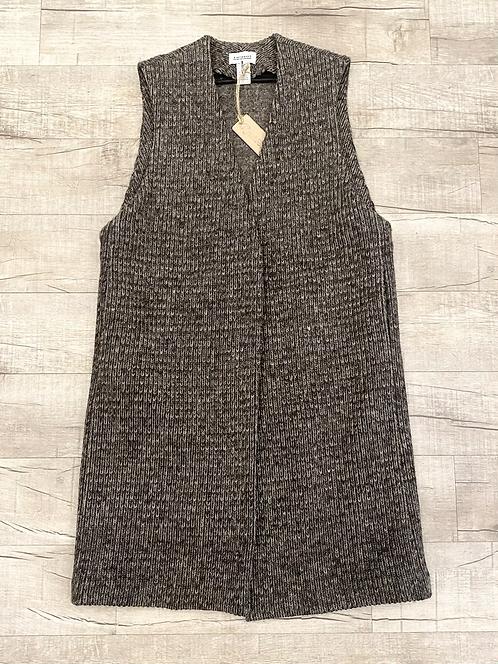 A Detacher Long Sweater Vest