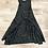 Thumbnail: Alabama Chanin Appliqué Tie Front Dress