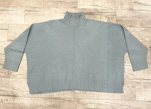 Bergdorf Goodman Wool Oversized Sweater