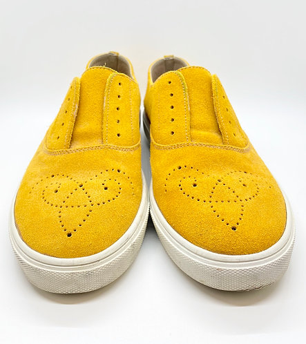 Fratelli Rossetti Suede Sneakers