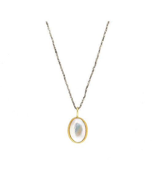 April Higashi Cultured Pearl Necklace
