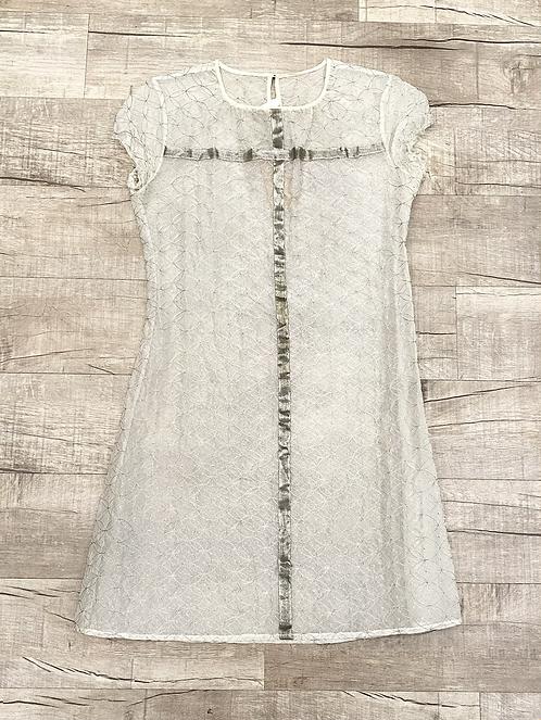 Erica Tanov Sheet Textures Dress