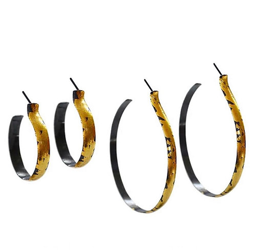 Acanthus Cloaked Hoops