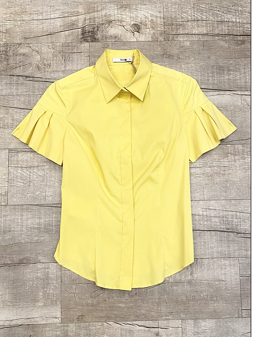 Prada Button Down Blouse