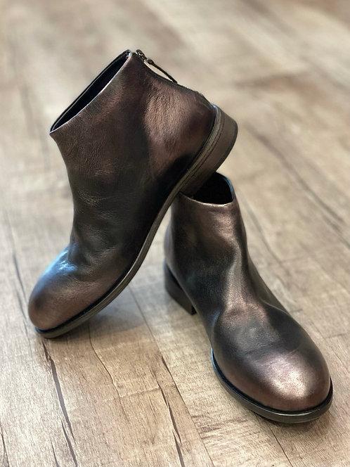 Marsell Metallic Booties