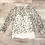Thumbnail: Sequin Sheer Floral Blouse