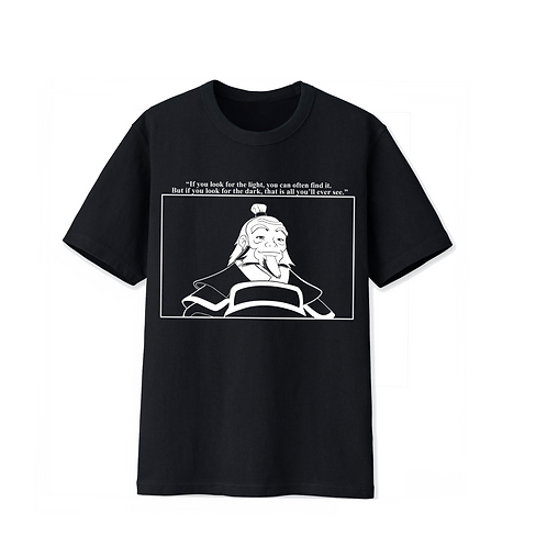 Uncle Iroh Short Sleeve