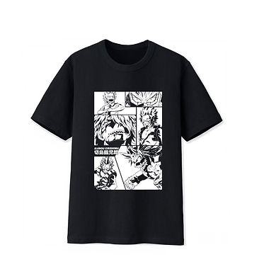 RED RIOT SHORT SLEEVE