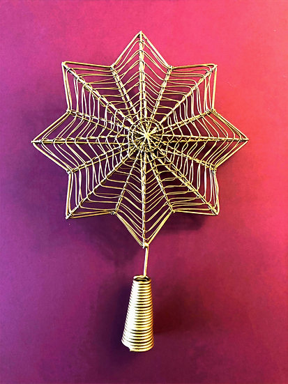 Ngoni Star tree topper