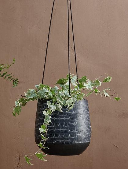 Mahika large hanging planter