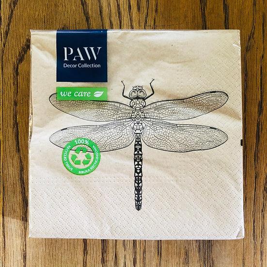 Napkins dragonfly