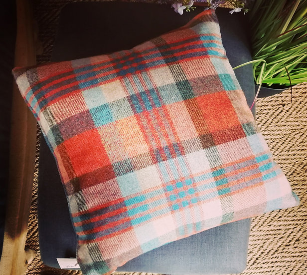 Bronte by Moon 100% wool cushion