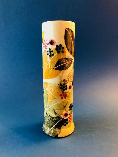 Ralph Jandrell  Bramble Cylinder Vase