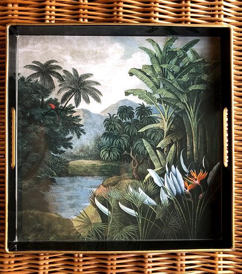 Tropical tray