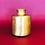 Thumbnail: Nkuku Nami brass vase