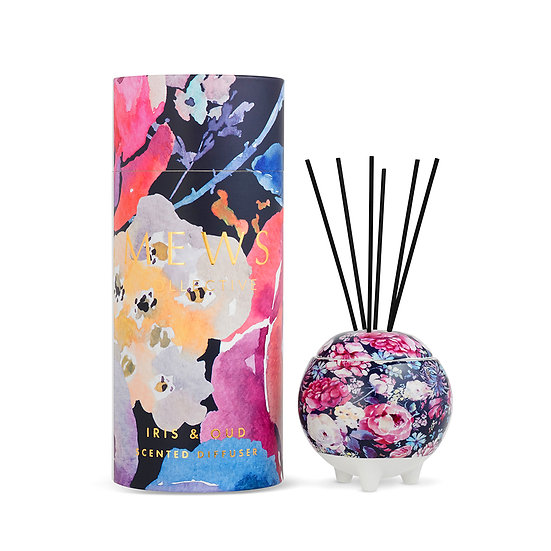 Mews collective Iris and oud mini diffuser