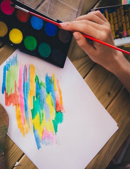 טיפול באומנות למבוגרים