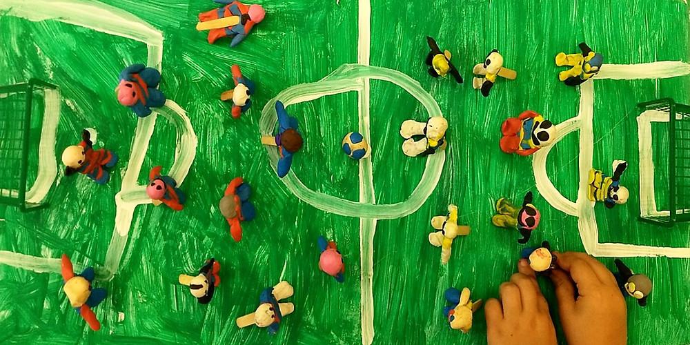 טיפול באומנות לילדים