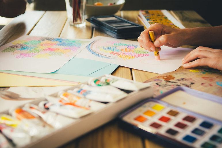 טיפול רגשי באמנות
