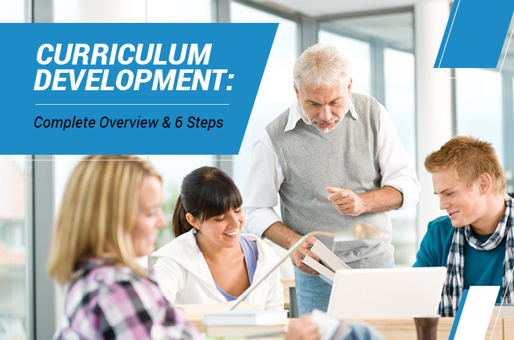 Curriculum development is a key component of an effective educational experience.
