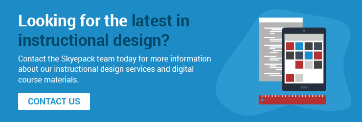 Contact us to begin the Agile instructional design process.