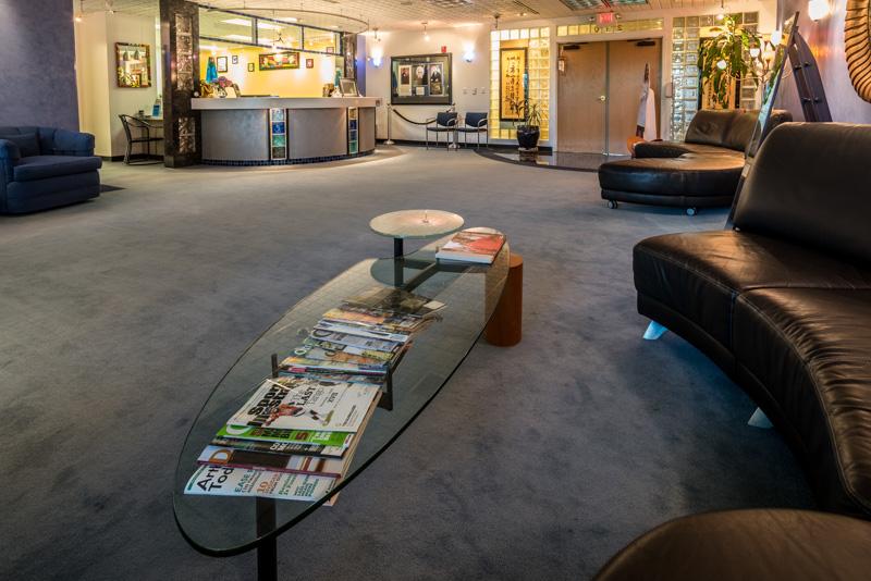 Performance Rehabilitation Lobby