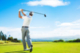 golfer, golfing, guy golfing, guy swinging a golf club, golfer sillhouette