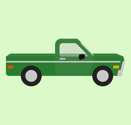 Luke's Truck