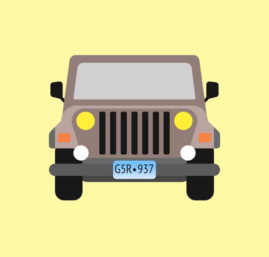 Loralai's Jeep