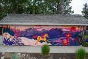 Cottonwood Mural