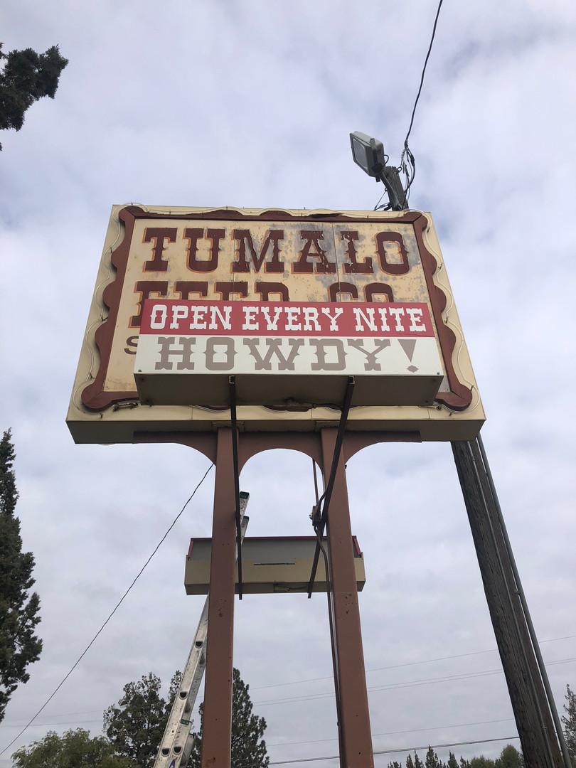 TUMALO FEED CO BEFORE