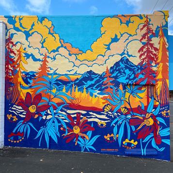 Dr. Jollys Mural