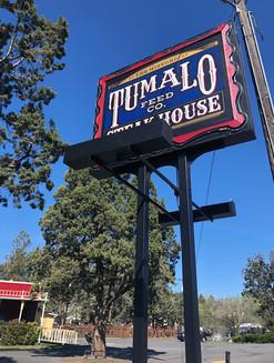 Tumalo Feed Co Road Sign.JPG