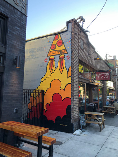 SFNY BELMONT MURAL FINISHED