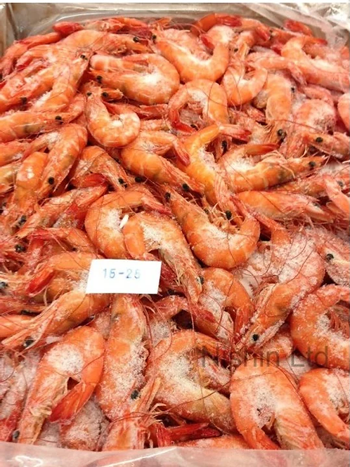 Whole Cooked Vannamei Prawn