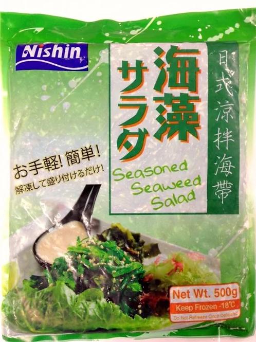 6003 Seasoned Seaweed Salad
