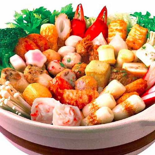 1031 Fish Roe Dumpling
