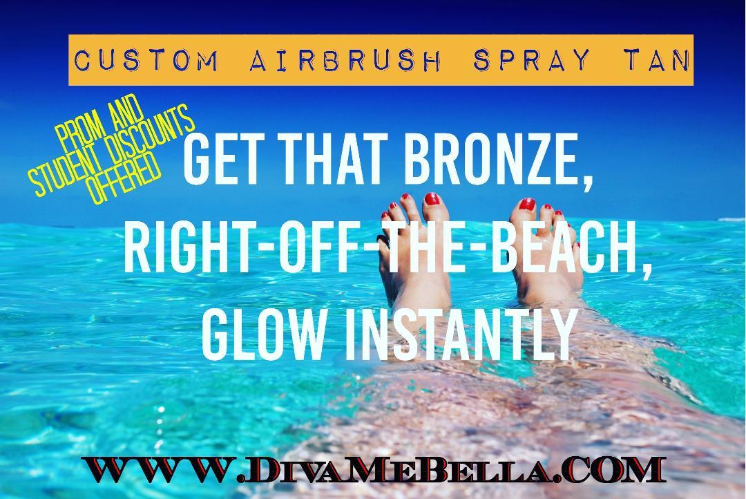 Custom Airbrush Spray Tan