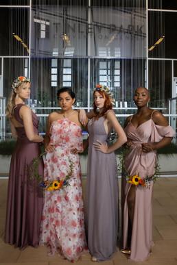 Bridesmaids Tinley Park Convention Center