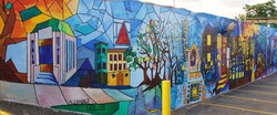 Kaleidoscope Mural
