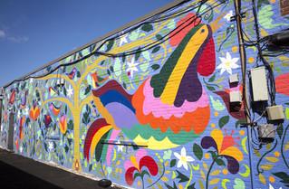 "Murals, Murals, Everywhere - ""Tenango"""