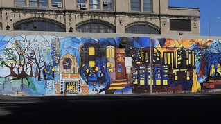 Golob Art Mural Featured in Group Exhibition