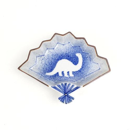 [40003]扇面向付 ブラキオサウルス【5月17日(月)より順次発送】