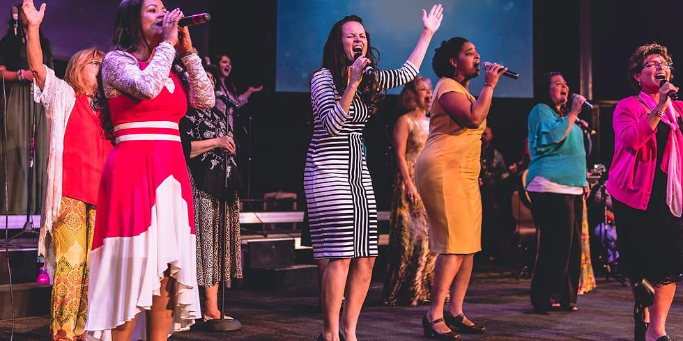 Ladies Night of Worship