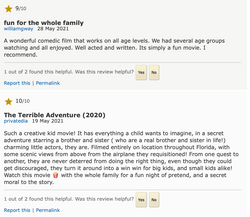 The Terrible Adventure Review 3