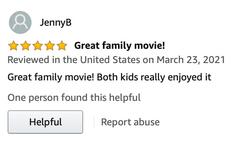 The Terrible Advetnure Amazon Prime Family Films